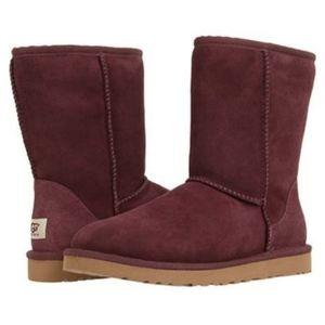 Ugg Classic Short Port Boots 6